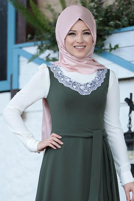 Al-Marah Haki Güler Elbise