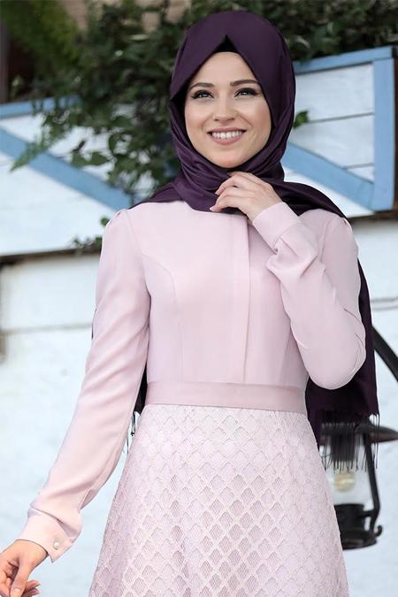 Al-Marah Pudra Mira Abiye Elbise
