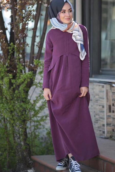 Kadriye Basturk Salaş Elbise