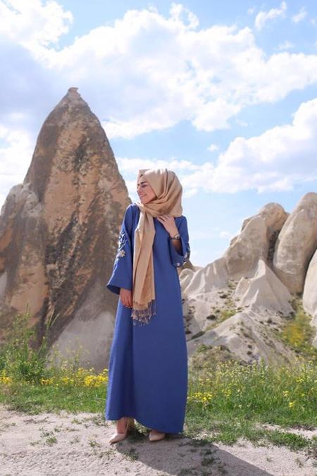 Missemramiss Nakış Elbise