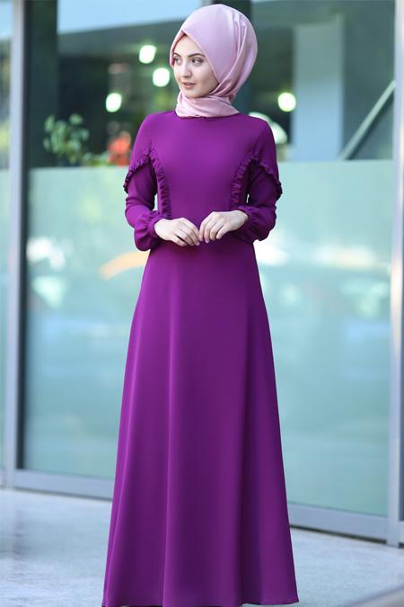 Puqqa Mor Benan Elbise