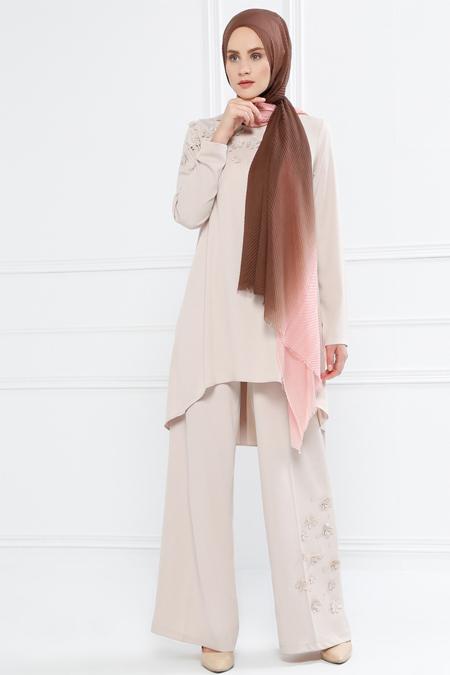 Refka Bej Tunik & Pantolon İkili Takım