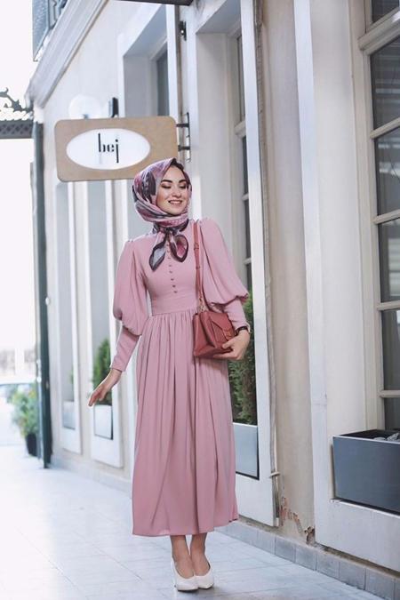 Kadriye Basturk Lady Elbise
