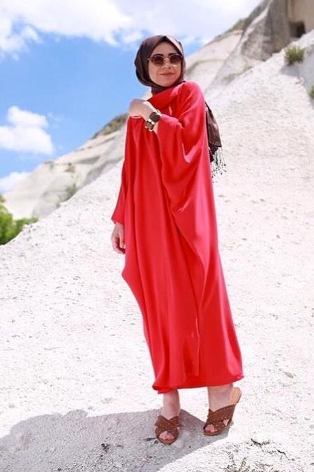 Missemramiss Pelerin Elbise