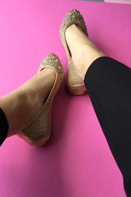 Mostra Shoes Bakır Babet