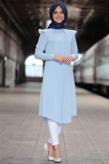 Al-Marah Bebe Mavi Vera Tunik