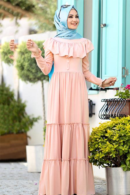 An Nahar Somon Hilal Elbise