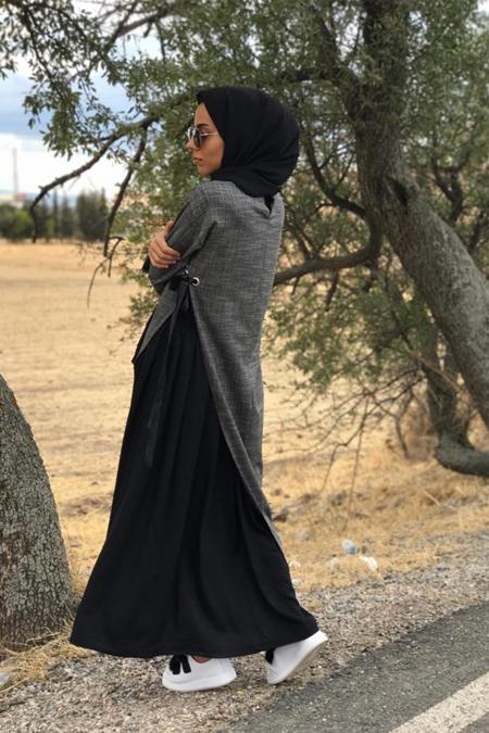 Lavinia Couture Zımba & Kurdele Detaylı Elbise