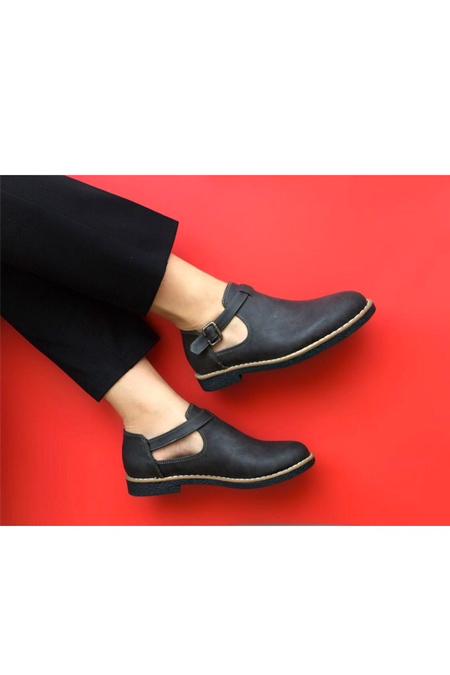 Mostra Shoes Gri Ayakkabı