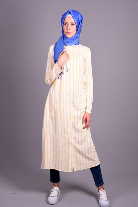 Al-Marwah Sarı Gömlek