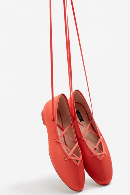 Mango Mercan Ayakkabı
