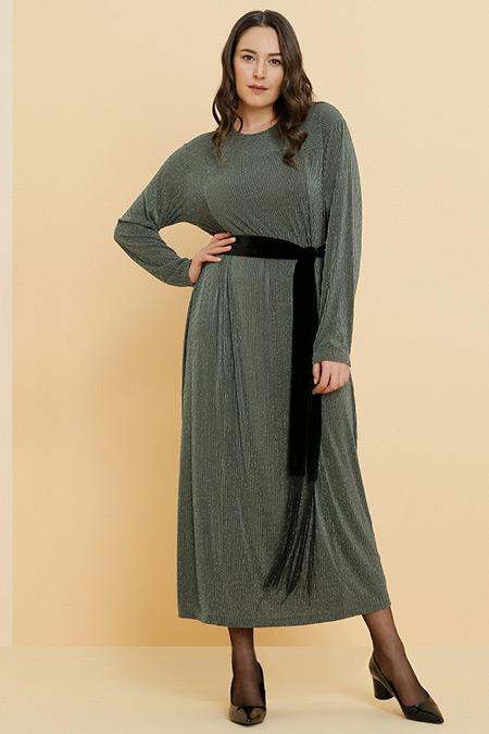 Alia Haki Simli Elbise
