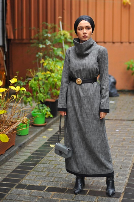 Butik Minya Peyino Elbise
