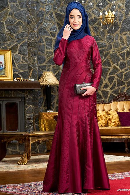 Mevra Mürdüm Mihrimah Abiye Elbise