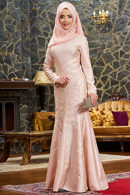 Mevra Somon Mihrimah Abiye Elbise