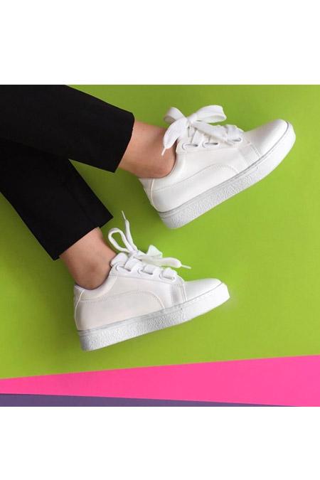 Mostra Shoes Beyaz Ayakkabı