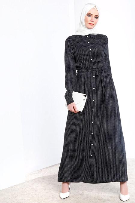 1b3a48d09d4ff Refka Boydan Düğmeli Elbise, İndirimli Satın Al, Online Alışveriş ...