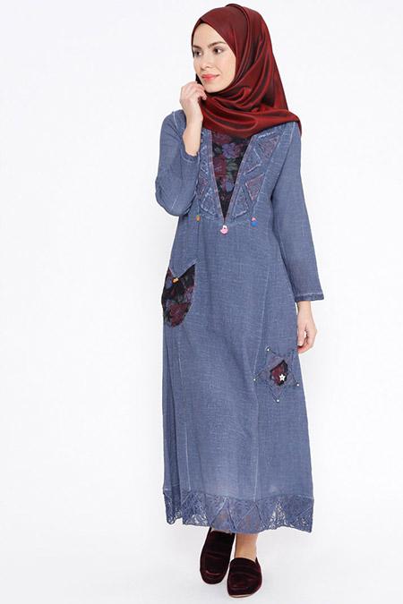 b22c1a6d301b6 Çıkrıkçı Şile Bezi Elbise, İndirimli Satın Al, Online Alışveriş ...