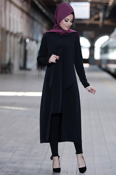Al-Marah Siyah Azra Tunik
