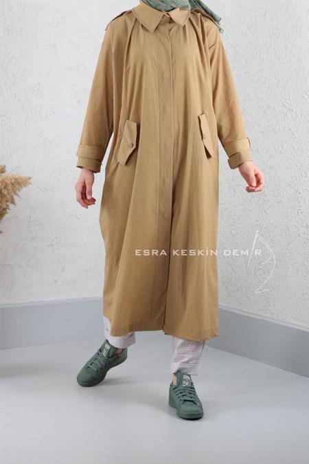 Esra Keskin Demir Camel Tuval Kap