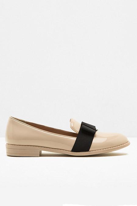 Koton Bej Bağcıksız Ayakkabı