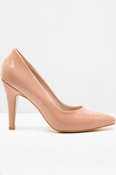 Koton Pudra Topuklu Ayakkabı