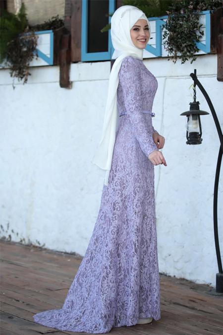 Al-Marah Lila Milen Abiye Elbise