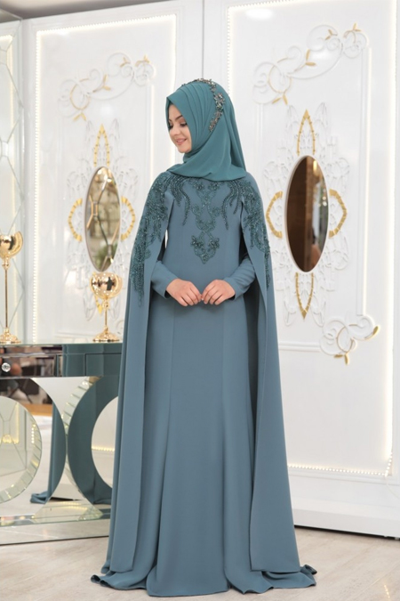Pınar Şems Mint Asya Abiye