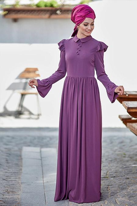 An-Nahar Gül Kurusu Zeynep Elbise