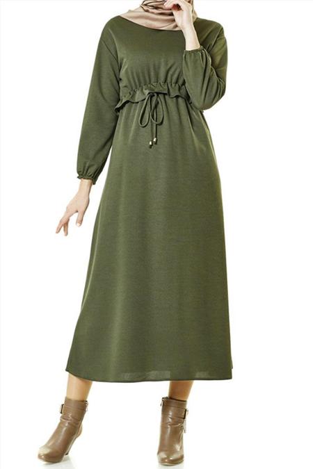 2NIQ Yeşil Elbise