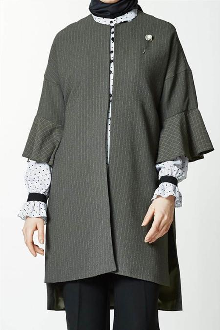 Kayra Yeşil Ceket