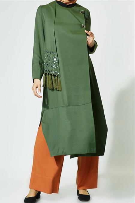 Kayra Yeşil Ferace