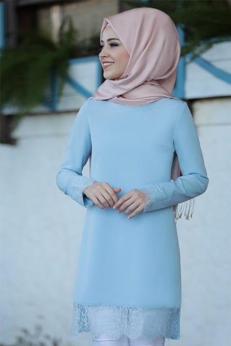 Al-Marah Bebe Mavi Nida Tunik