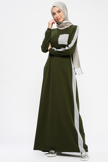 3fc236364e398 Haki Spor Elbise, İndirimli Satın Al, Online Alışveriş, Sipariş Ver ...
