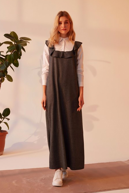 Merve Dağlı Laci Diana Elbise