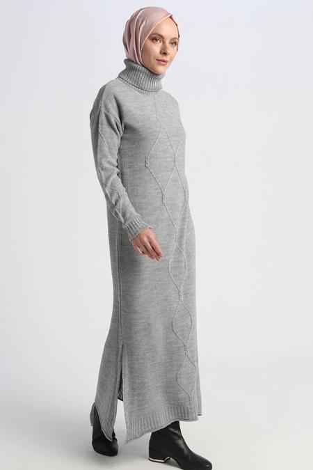 eb87b128d49d1 Gri Elbise, İndirimli Satın Al, Online Alışveriş, Sipariş Ver ...