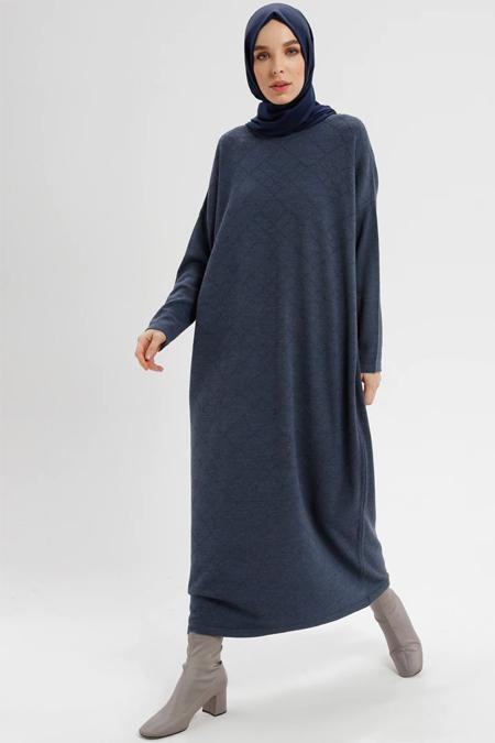 275556cfb17d0 Salaş Triko Elbise, İndirimli Satın Al, Online Alışveriş, Sipariş ...