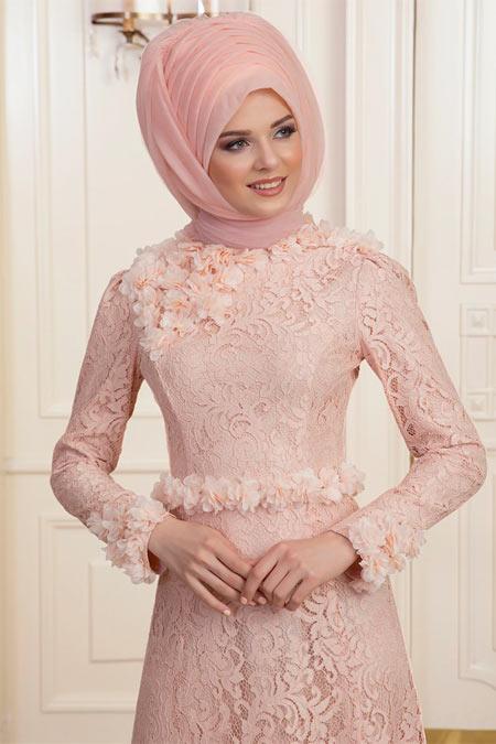 An-Nahar Somon Eliz Abiye Elbise