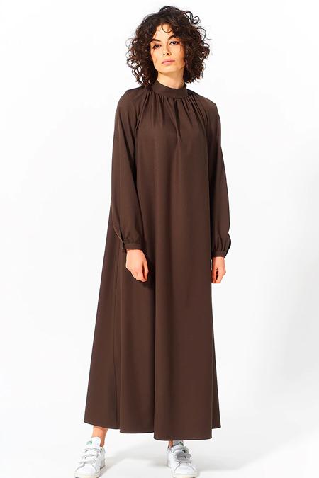 Mevra Haki Uzun Elbise