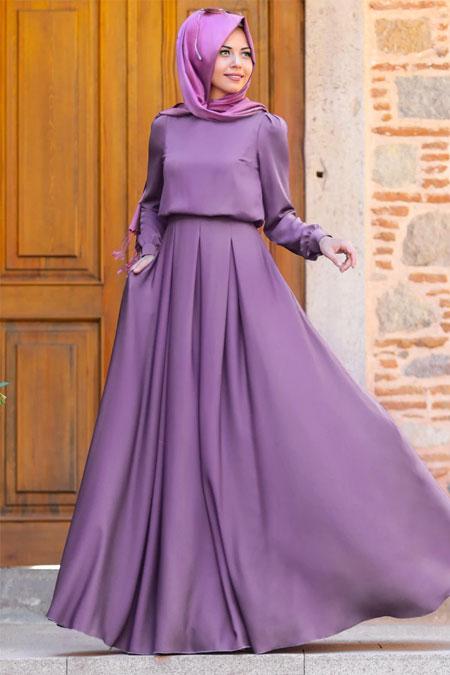 An-Nahar Gül Kurusu Gülce Elbise