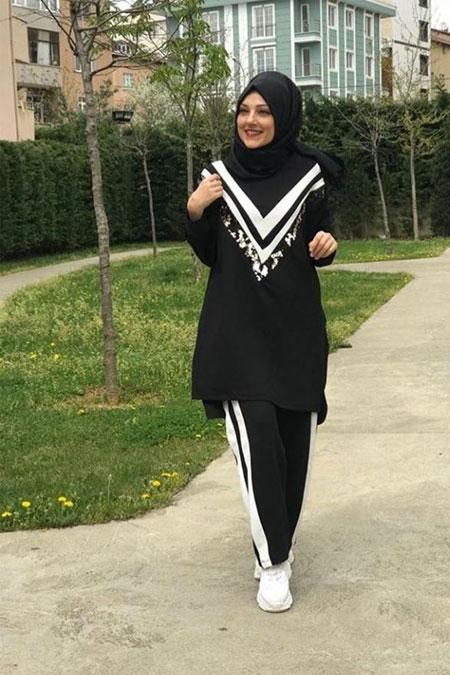 Baggy Official Siyah Eşofman Takım