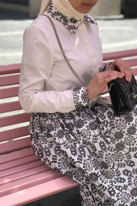 Letissucom Siyah Elbise