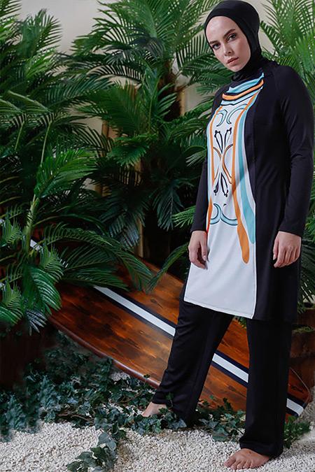 Mayovera Beyaz Turuncu Spor Tasarım Mayo