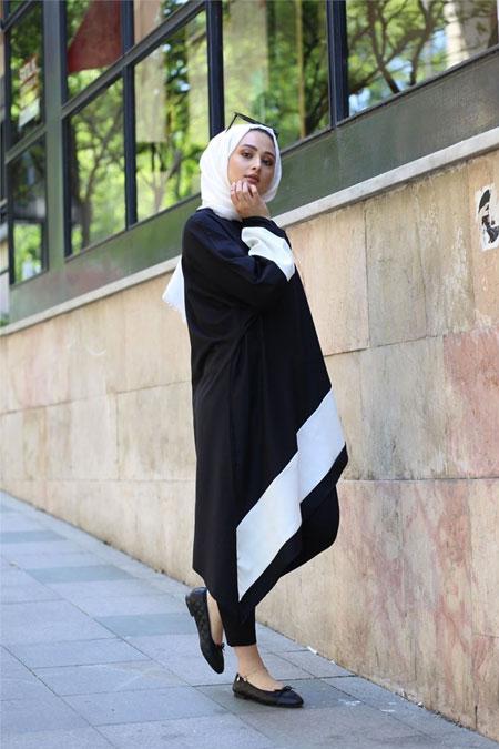 Zeynep Dogan Design Siyah Tunik