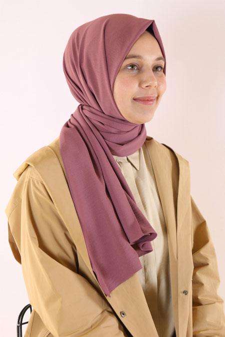 HE-QA Leylak Şal