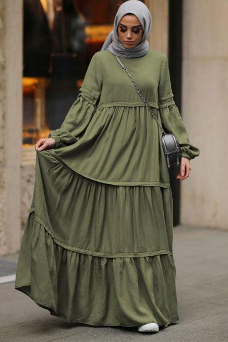 Neways Haki Rahat Elbise