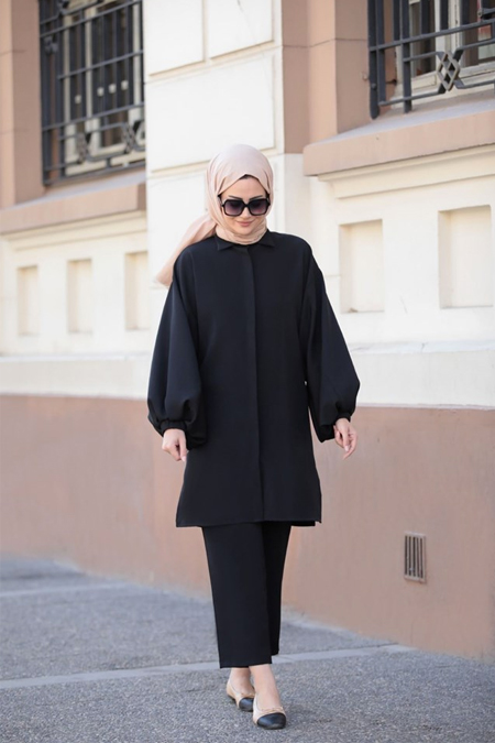 Seda Tiryaki Siyah Takım