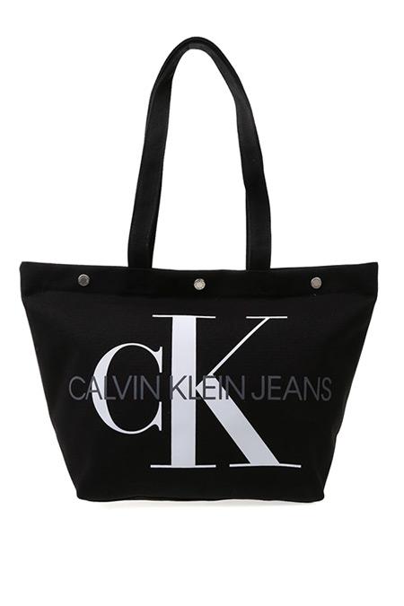 Calvin Klein Siyah Tote Çanta
