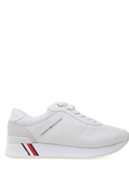 Tommy Hilfiger Beyaz Sneaker