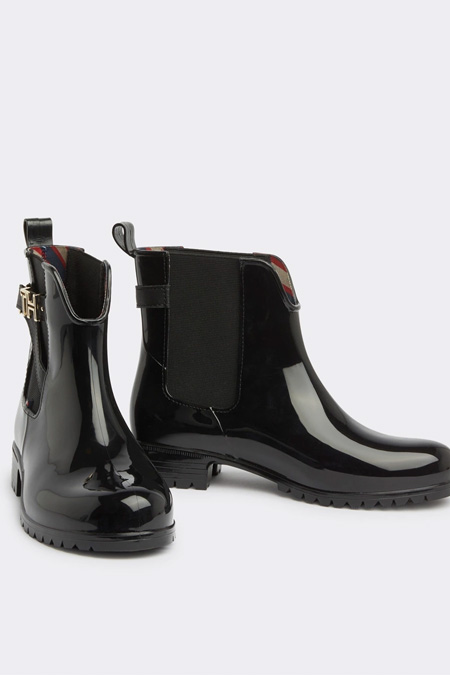 Tommy Hilfiger Yağmur Botu